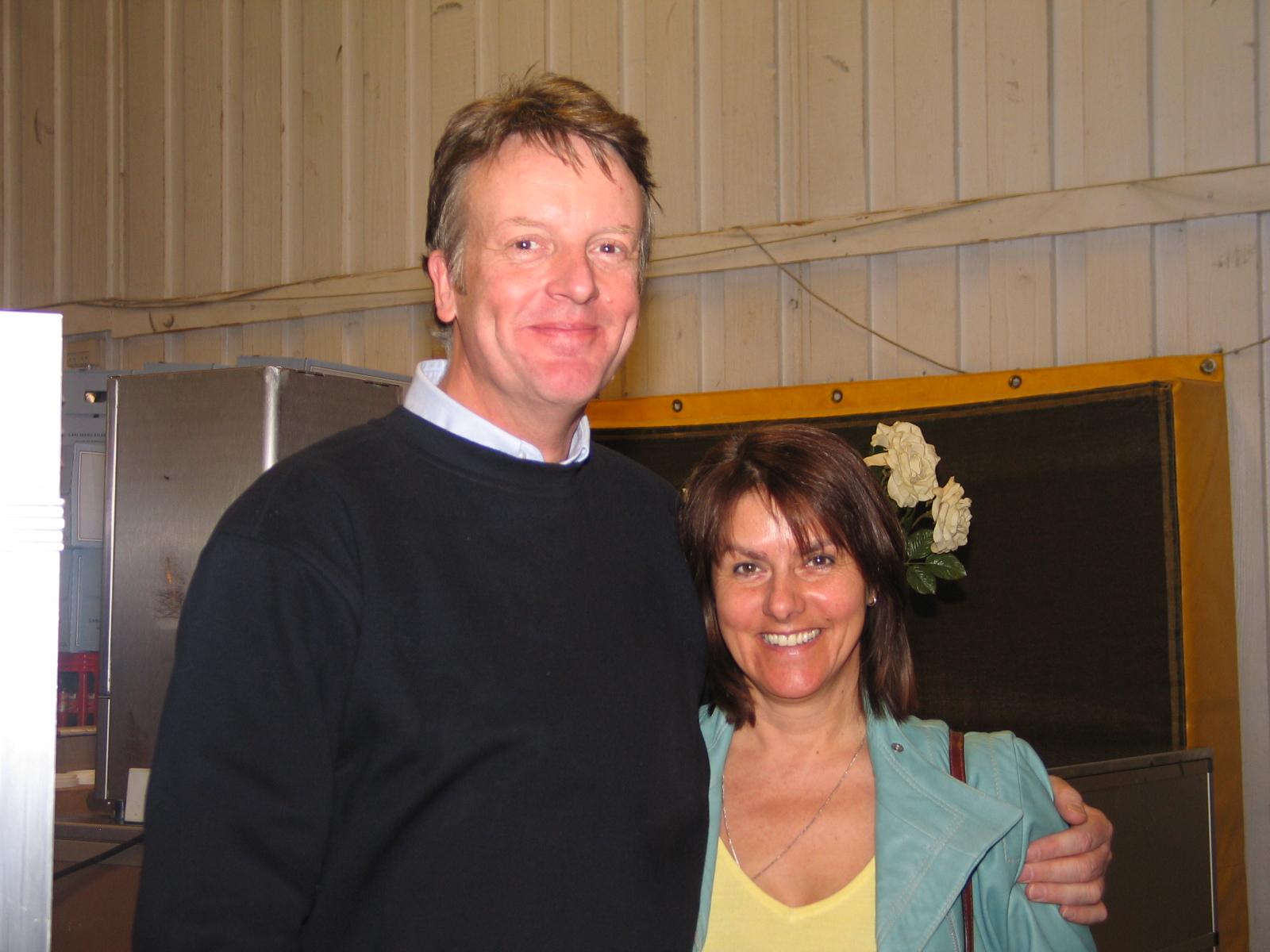 Steen Normann og Karen Sørensen