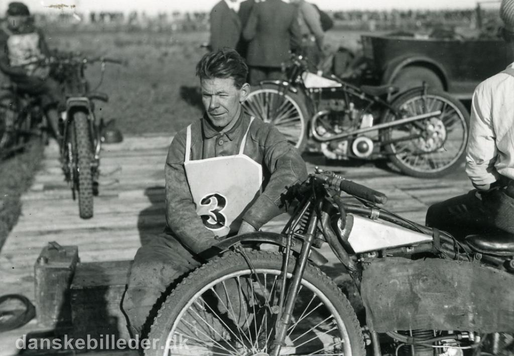 Baltzer Hansen deltog også d. sept.