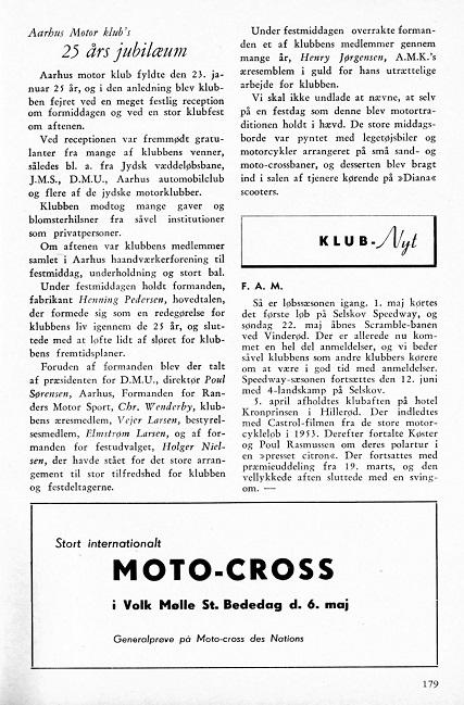 1955-05 DMU-blad AMK 25 års jubilæum