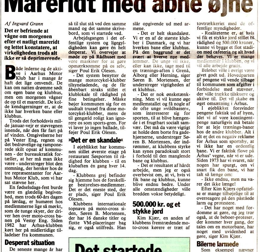 Avisklip Søren B.-Kim Vester Eng AMK 60 år 25-1-90 Bagside img2