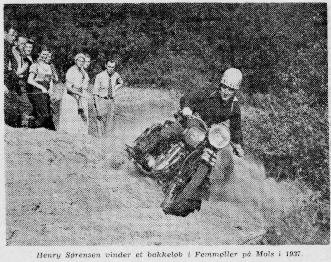 Henry Sørensen DMU blad marts 56