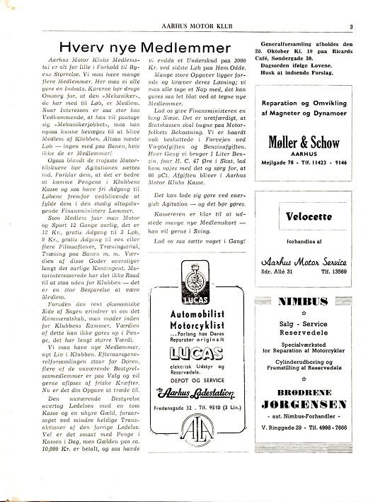 Klubblad okt.49-3