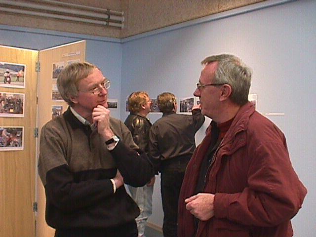 Lars Pedersen og Erik Lyngkilde