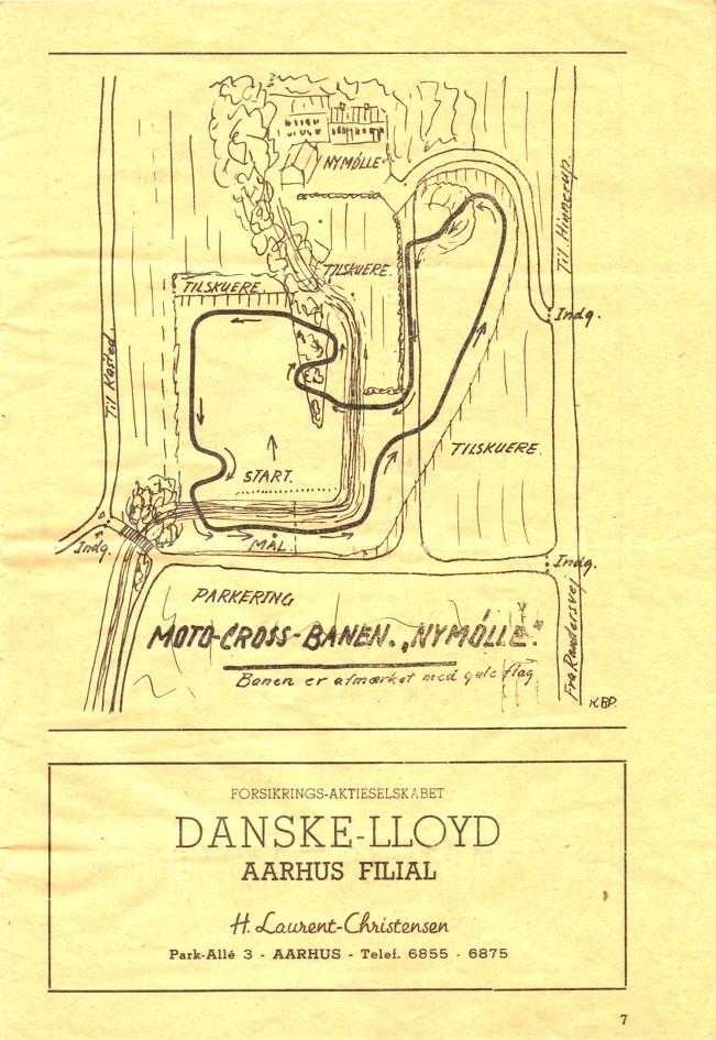 NMØimg2 Nymølle Baneforløb 1952