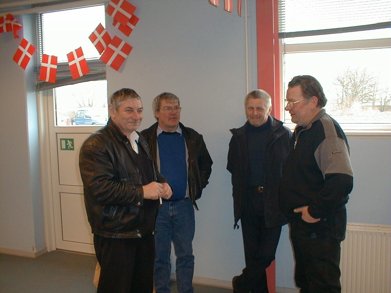 Service, Mini, Jørgen Svendsen og Jens Jørgen Jørgensen.