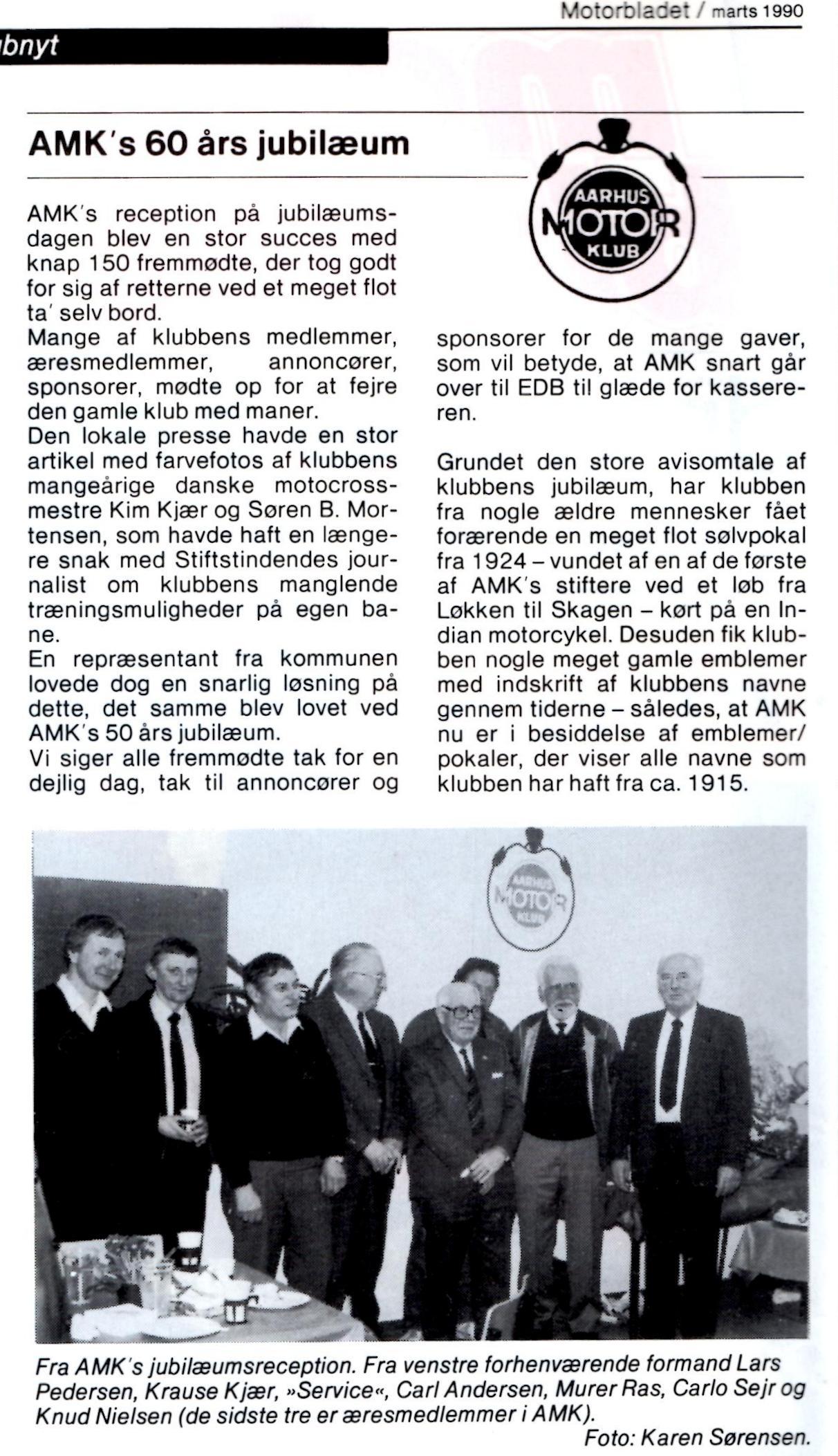 Omtale marts 1990