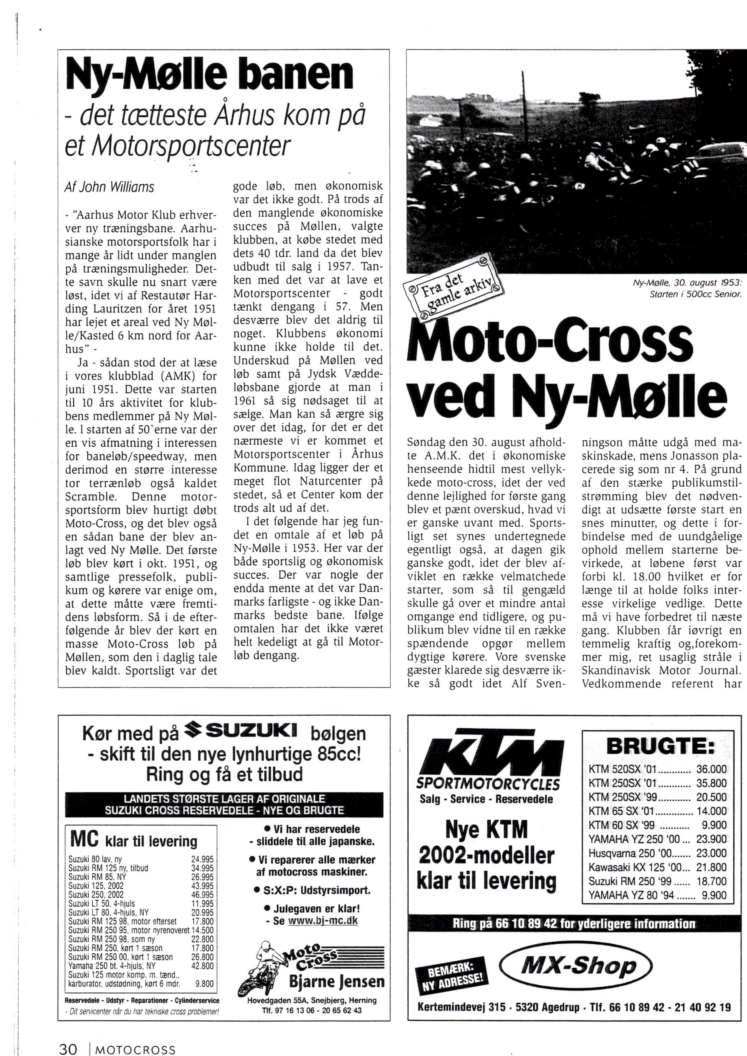 Artikel blev bragt i DMU-bladet