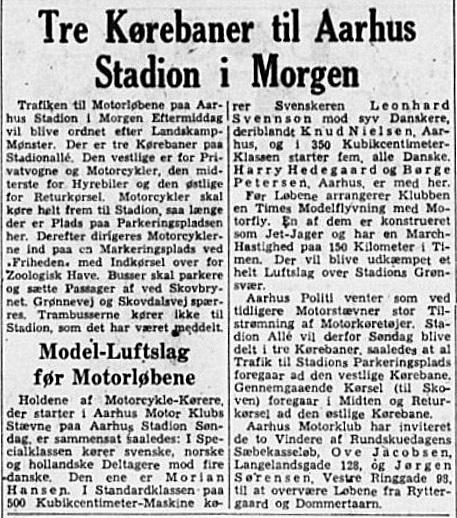 1950-10-14 Stiften Stadion