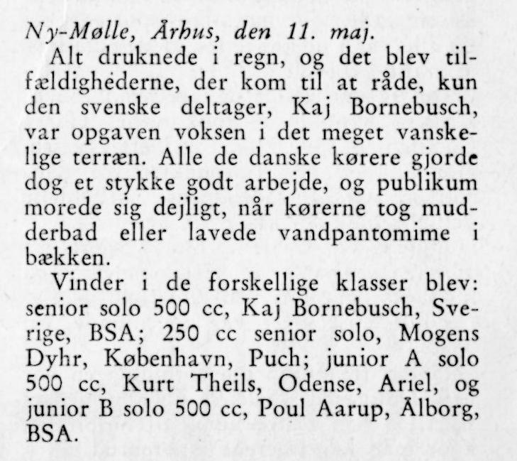 1958-06 Ny Mølle løb 11.5