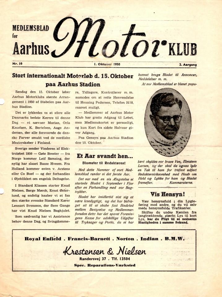 ÅS3AMK Klubblad Foromtale