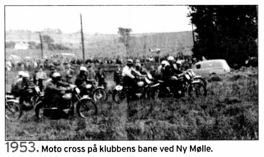 Aarhus Stiftstidende bragte dette billede i et tilbageblik i forbindelse med AMK´s 75 års Jubilæum i 2005.