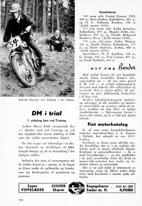 1954-12 DM Trial AMK Tirstrup 31. okt.