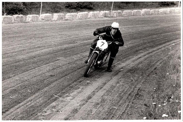 Henning Krogh i 175cc klassen
