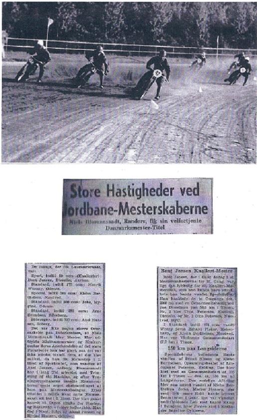 DM Århus 1951 Lindegaard 47, Sv. Nissen 37