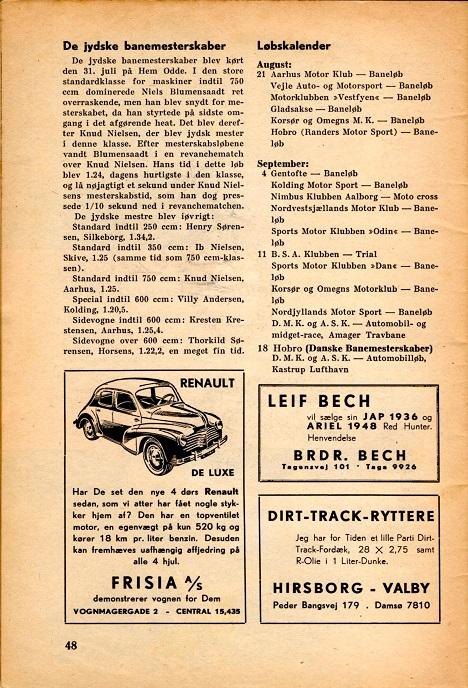 Aug. nr. Skandinavisk Motor Journal