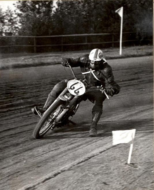 500cc sport: Henry Vorre