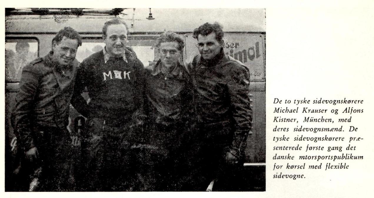 Den Blå Bogs billede af de tyske gæster