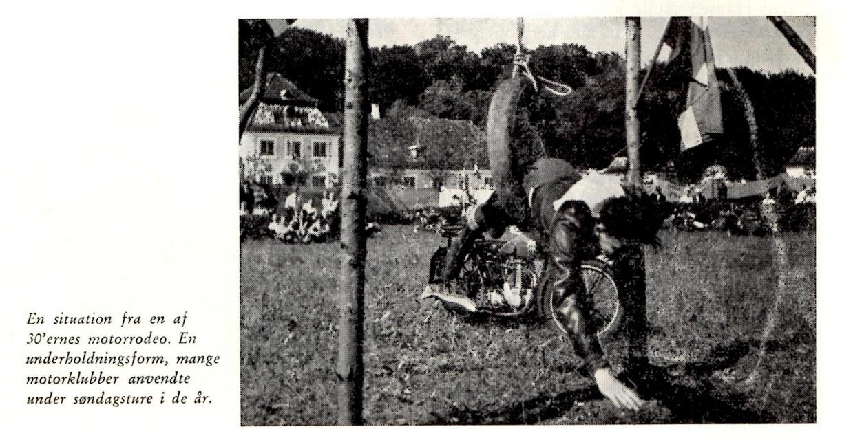 Konkurrencen i gang. Fra Den Blå Bog.