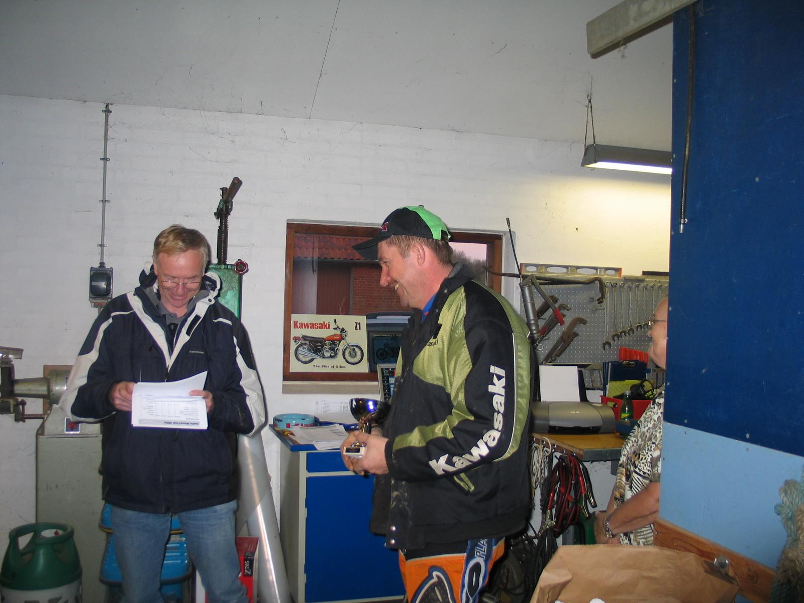 Frank Jensen vandt Quad Maxi