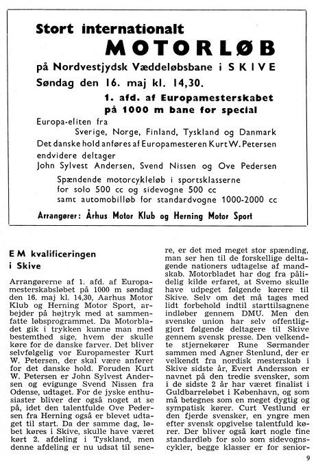1965-05 MB AMK EM løb Skive foromtale-annonce img1