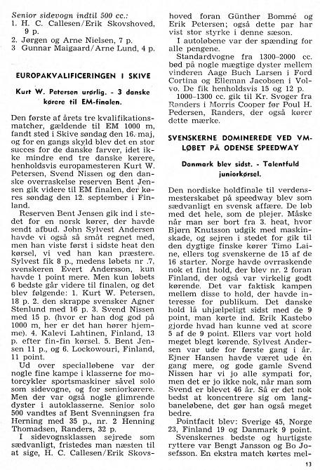 1965-07 MB EM løb Skive omtale