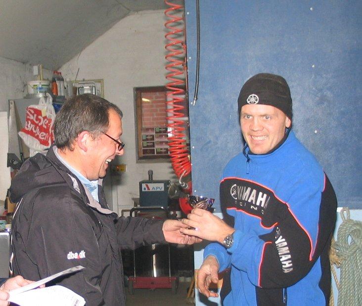 John Bille vandt Quad Maxi.