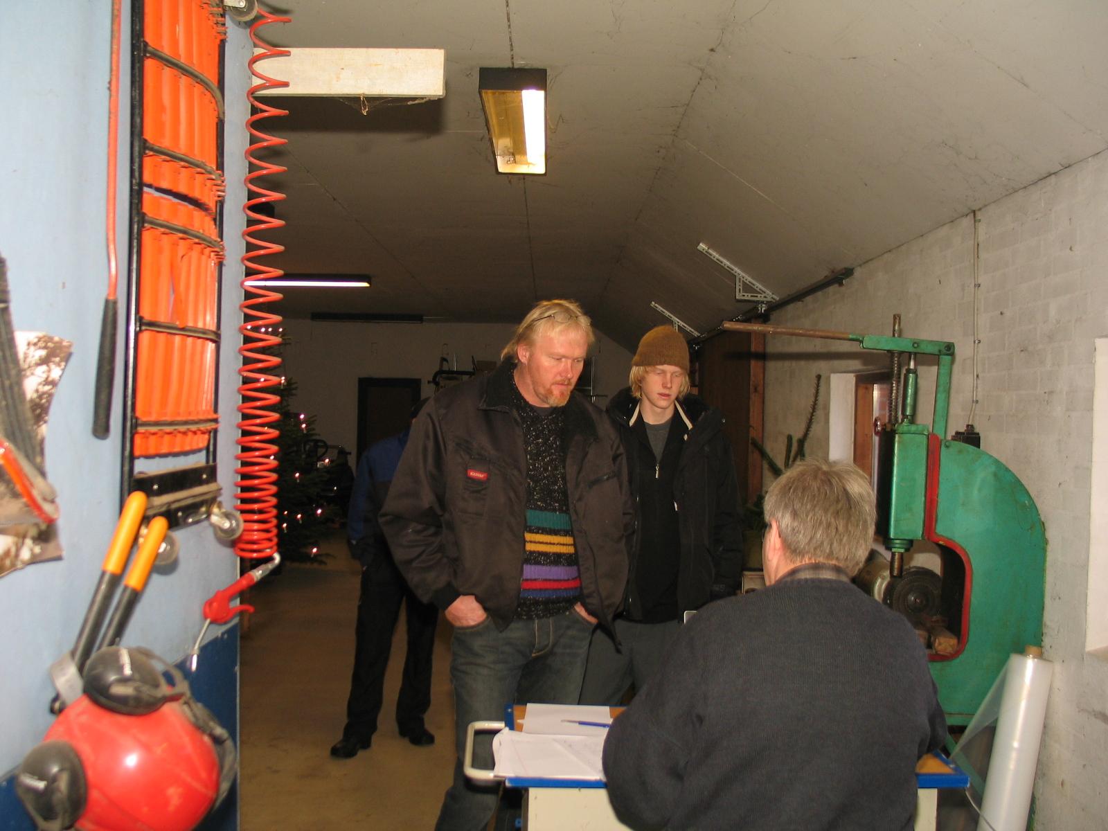 Knud Møller har åbnet for tilmelding. Brian Jensen er klar til endnu et Nissetrial.