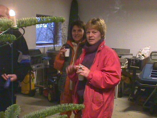 Karen Sørensen og Gry Kjær