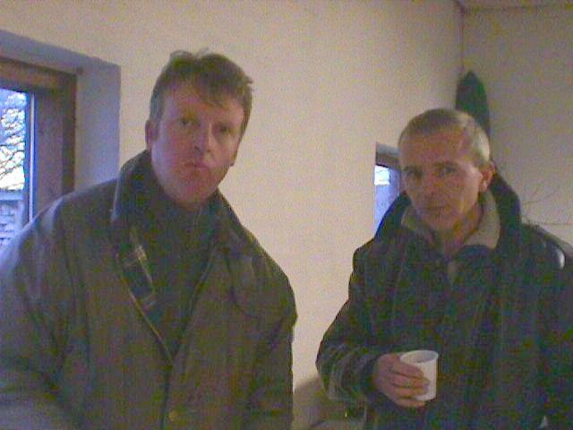 Steen Normann og Svend Andersson.