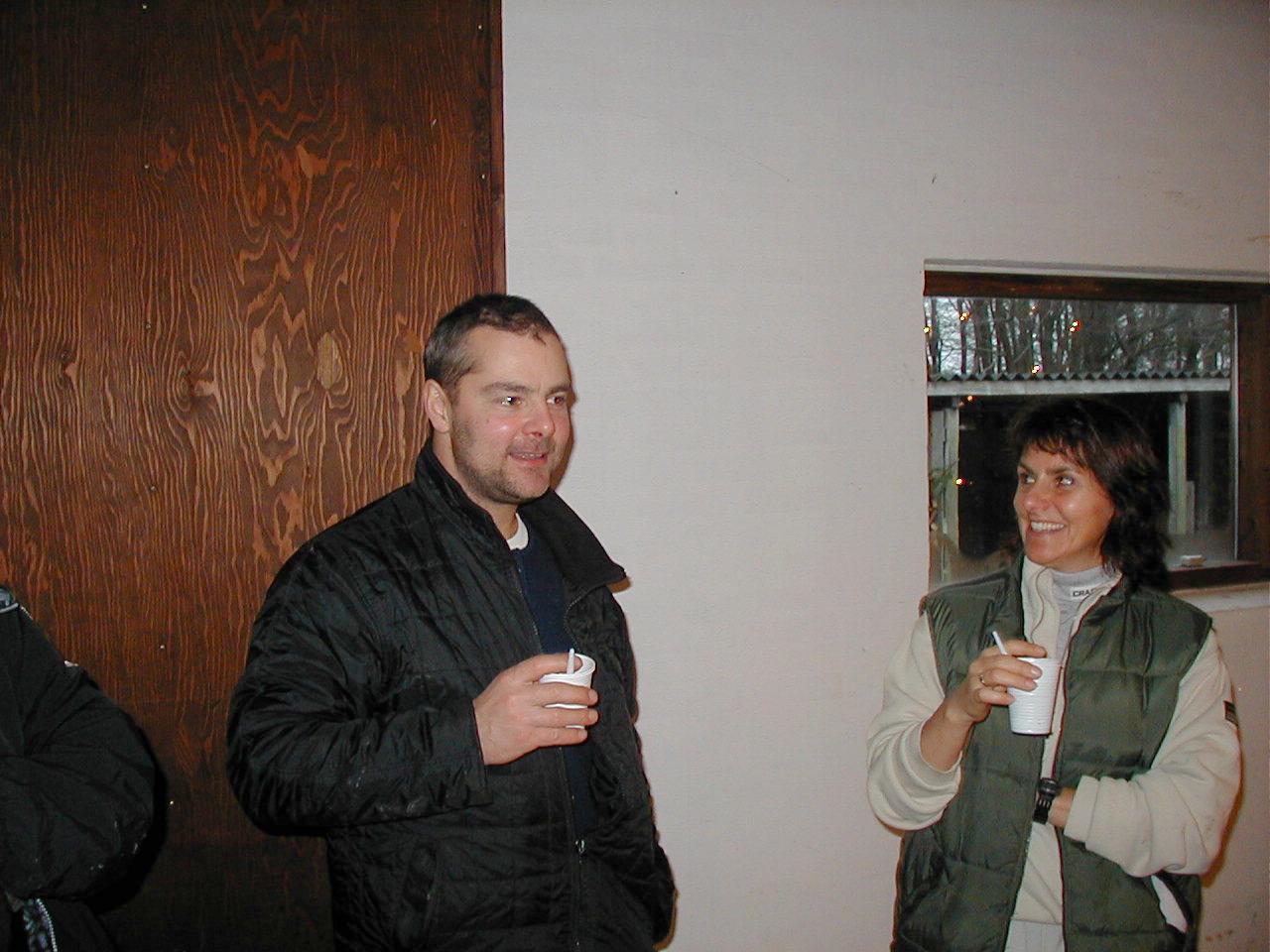 Lars og Karen Sørensen