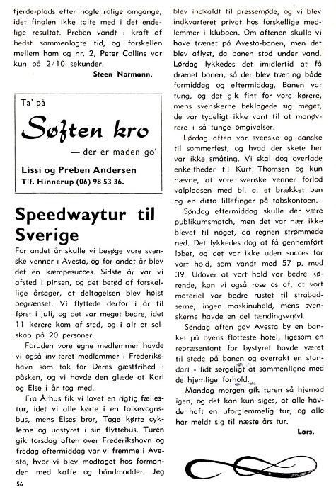 Klubblad 1974