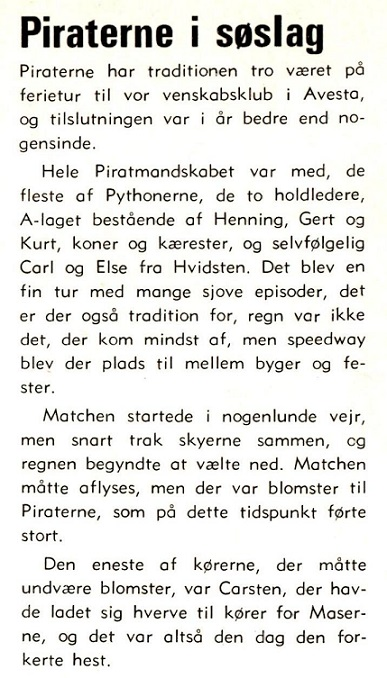 Klubblad 1980