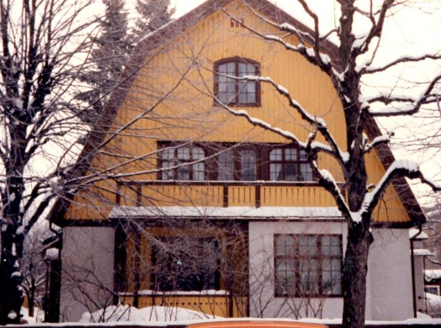 Bengt og Birgattas hus.