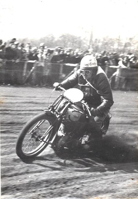 Et godt billede af Knud, sandsynligvis Hem Odde omkring 1948.