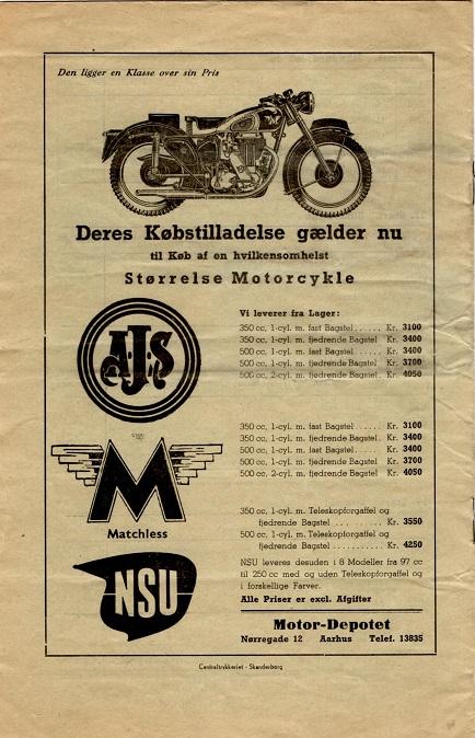 Hem Odde maj 1952
