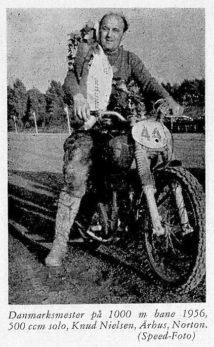 Danmarksmester 1956 JVB.