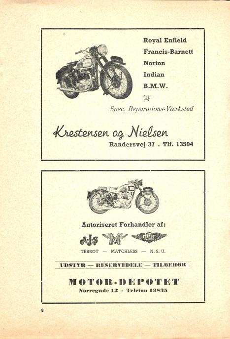 Moesgaard april 1950
