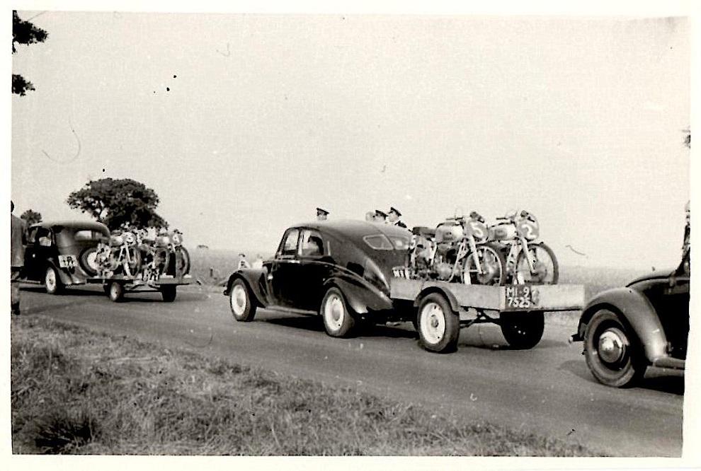 Mondials fire 125cc fabriksracere på vej.