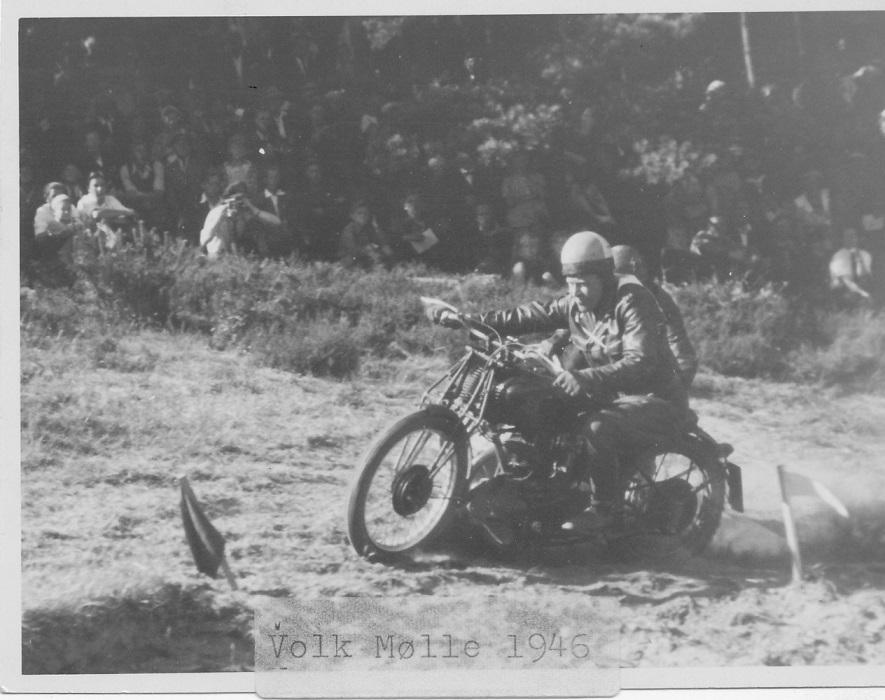 Volk Mølle bakkeløb 1946