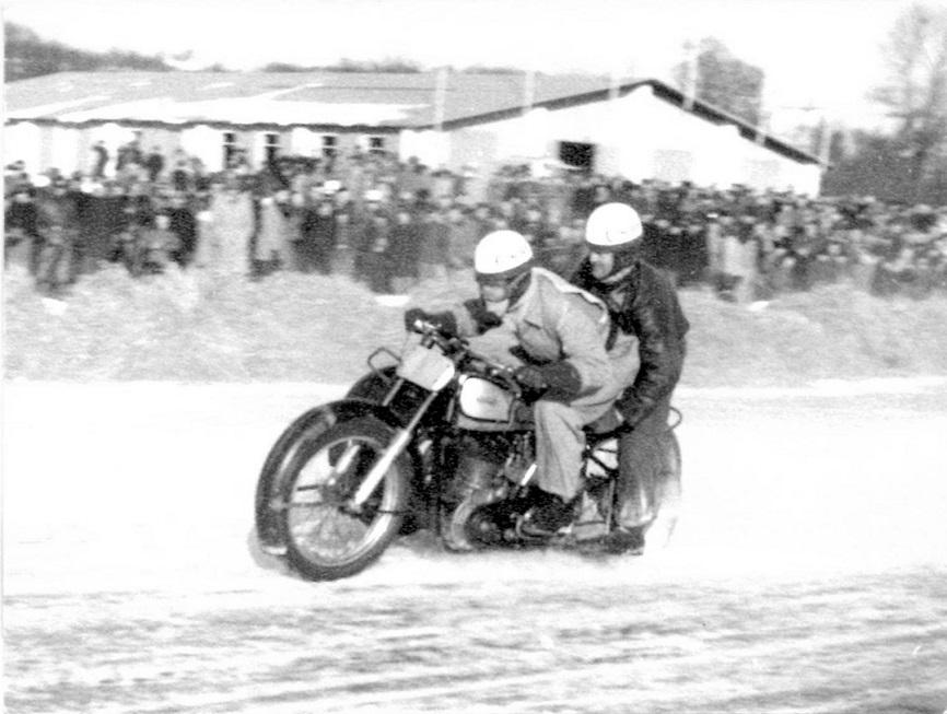 I løbet kørte som sædvanlig med Harry P.