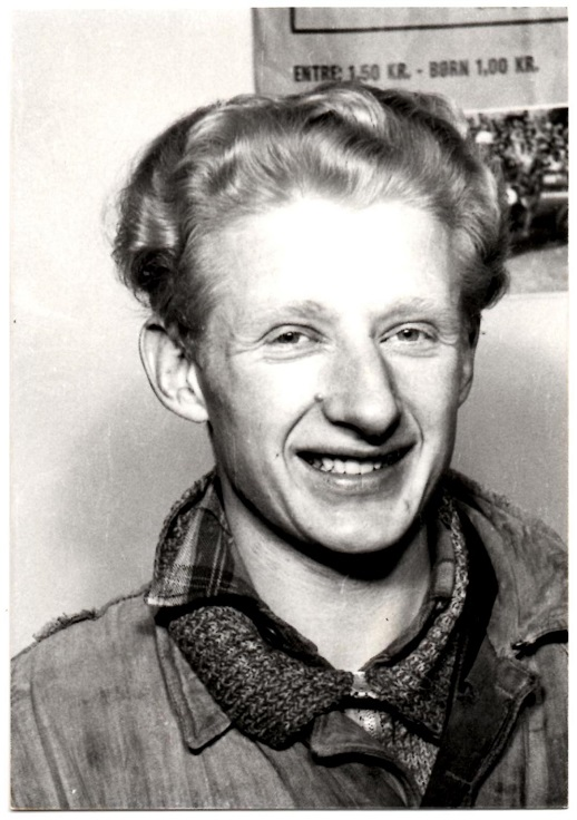 Harry Pedersen ca. 1948