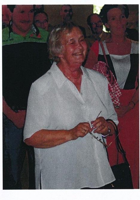 2004-08-24 Afskeds recept.  Tove og Susanne