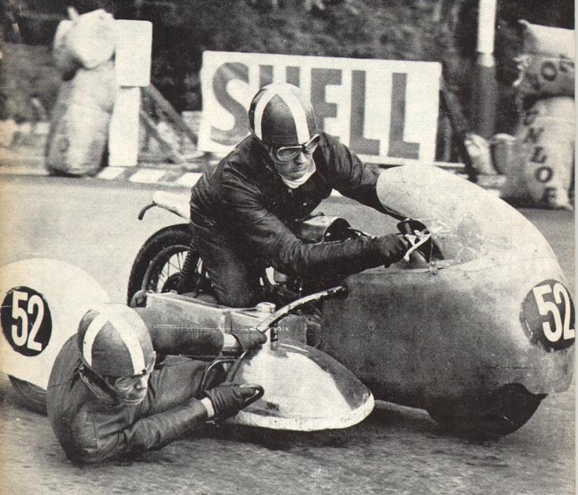 Carl og Ole Isle of Man 1964. Img1