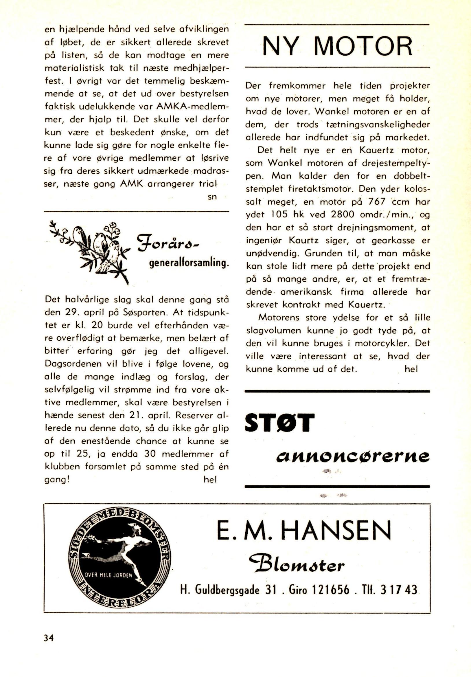 Klubblad april 64 img2