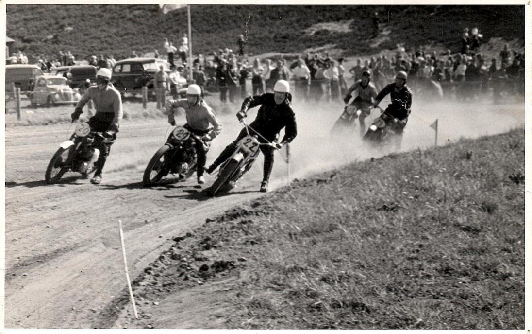 Løvel 1955 2. pinsedag 17.G.Andersen,Randers,18.Henry Vorre,20.Axel Jensen,21.G.Andersen,Århus,22. Carl