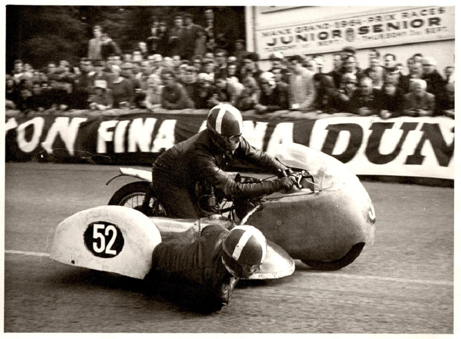 Carl og Ole Isle of Man 1964. Img3