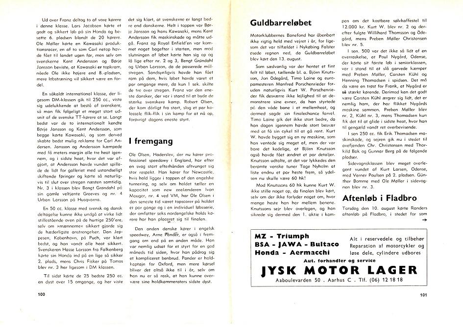 Klubbladsomtalen af DM img2.