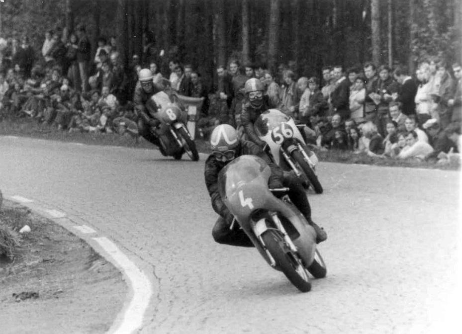 Stadig Horice med Franz i 2. position.
