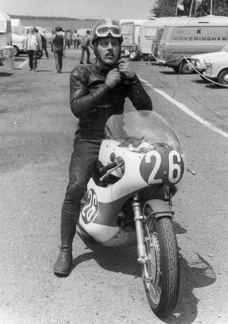 Sachsenring 1970, klargøring.