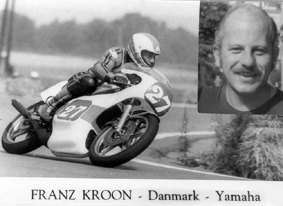 Franz på postkort 1979-80.